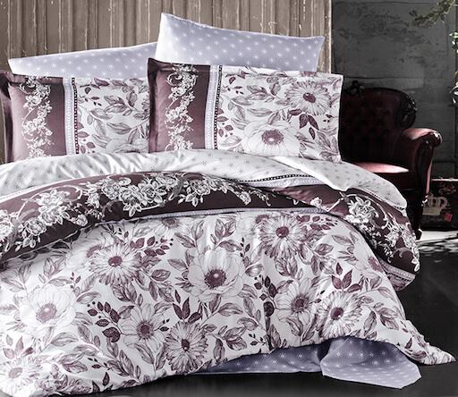 clasy mocha v1 bettw sche 200 220 5tlg pastel wedding. Black Bedroom Furniture Sets. Home Design Ideas